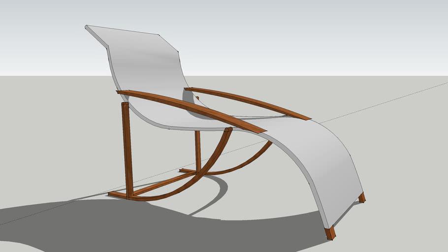 Reposera, Silla de Pileta / Pool Chair