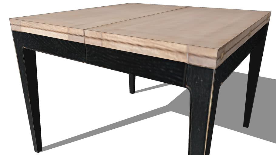 COLIBRI SQUARE EXPEDNING TABLE, REF 765, Michel FERRAND