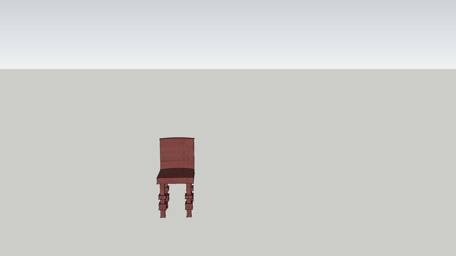 椅子  第二題
