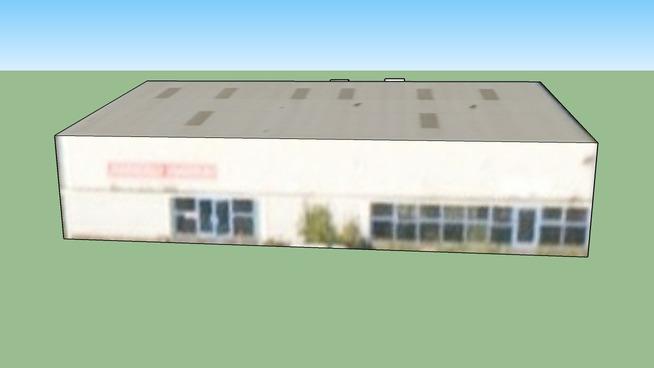 Building in Cardiff CF3, UK
