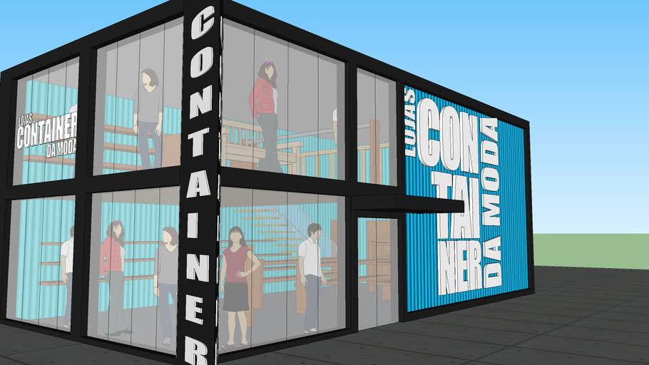 loja container da moda loja 4