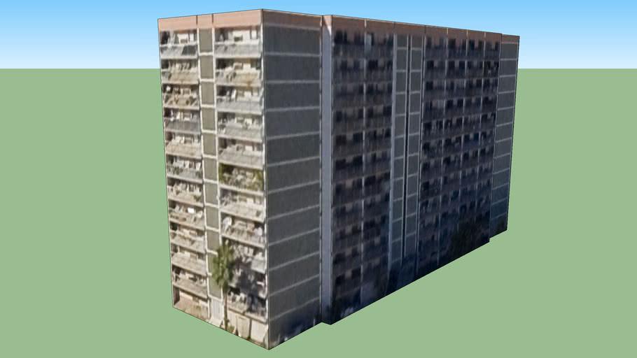 Overtown Building 6 in Miami, FL, USA