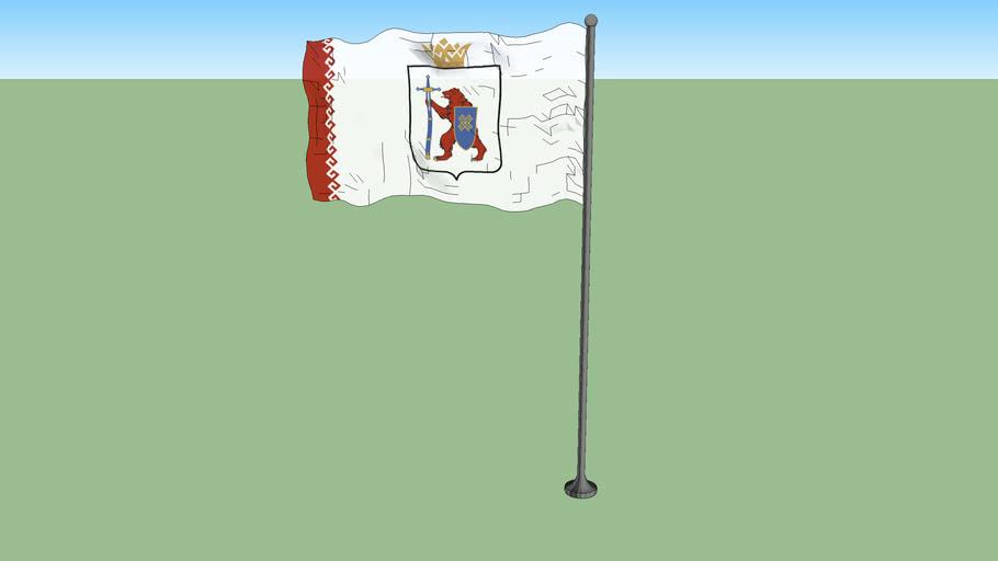 Flag of Mari El