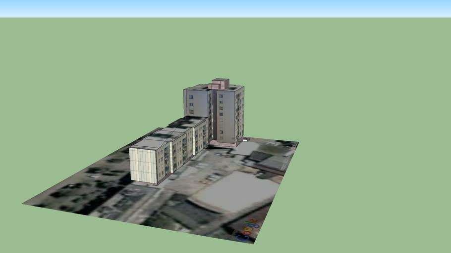 Зграде Центар 5