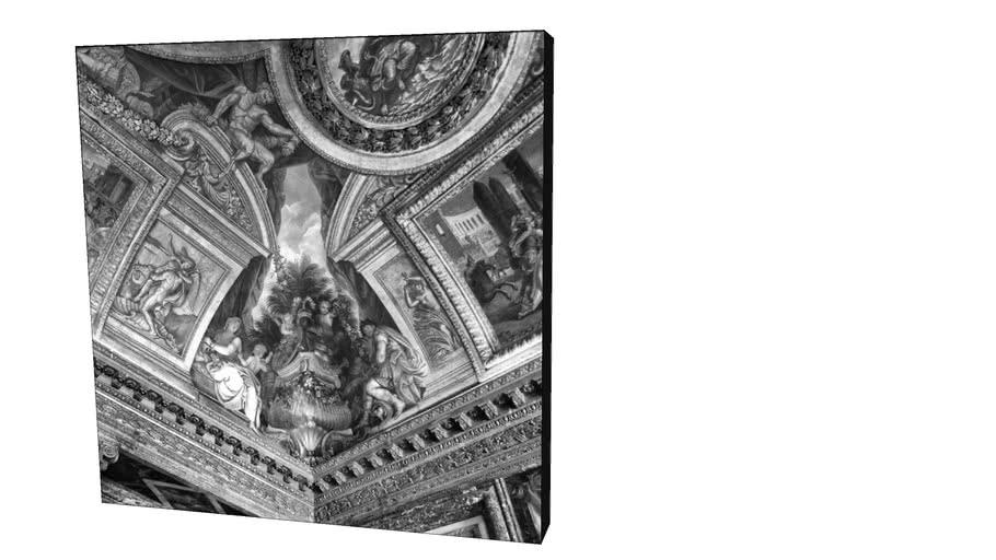 Quadro Dorival Moreira - Coleção Paris Inside 03