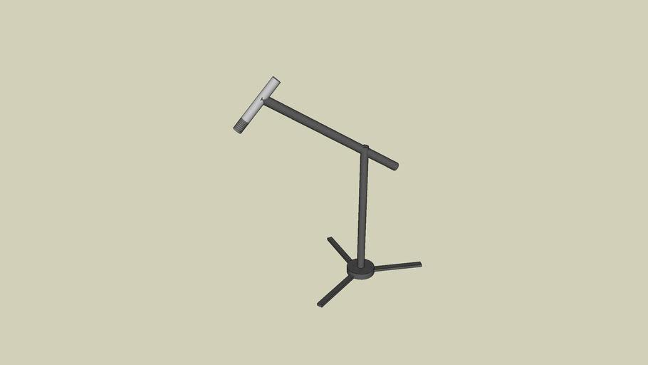 Vocal/ Instrumental condensor microphone