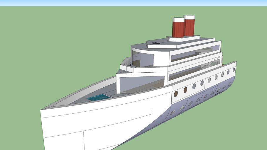 Zetra Yacht