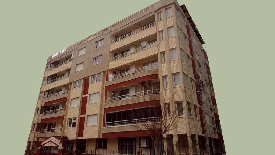 manisa binaları