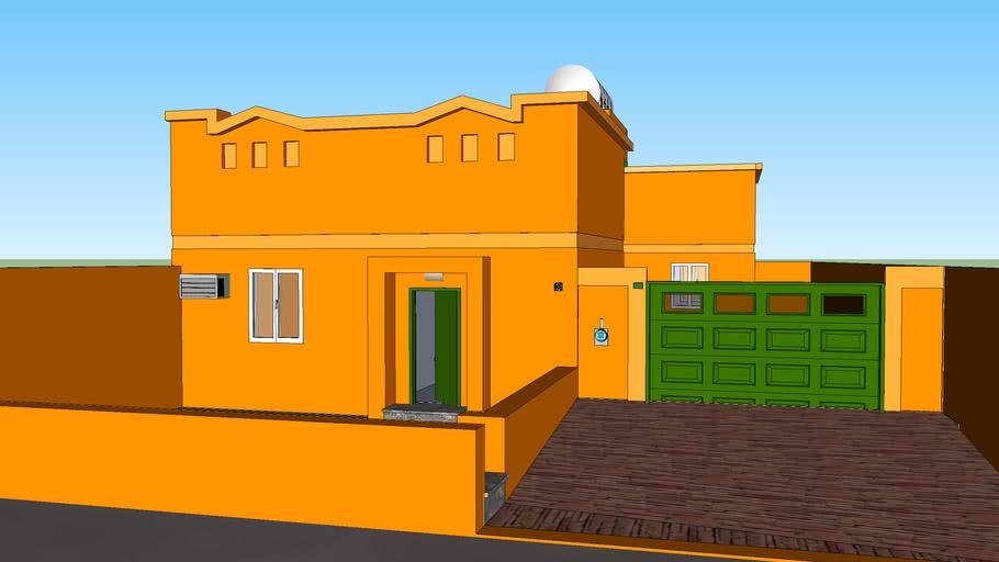Country house D3 / وحدة سكنية ريفية