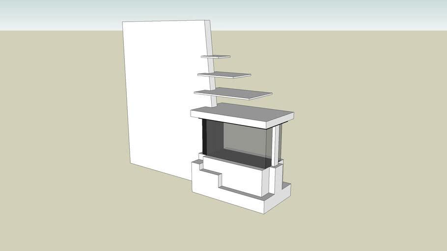 Fireplace #3
