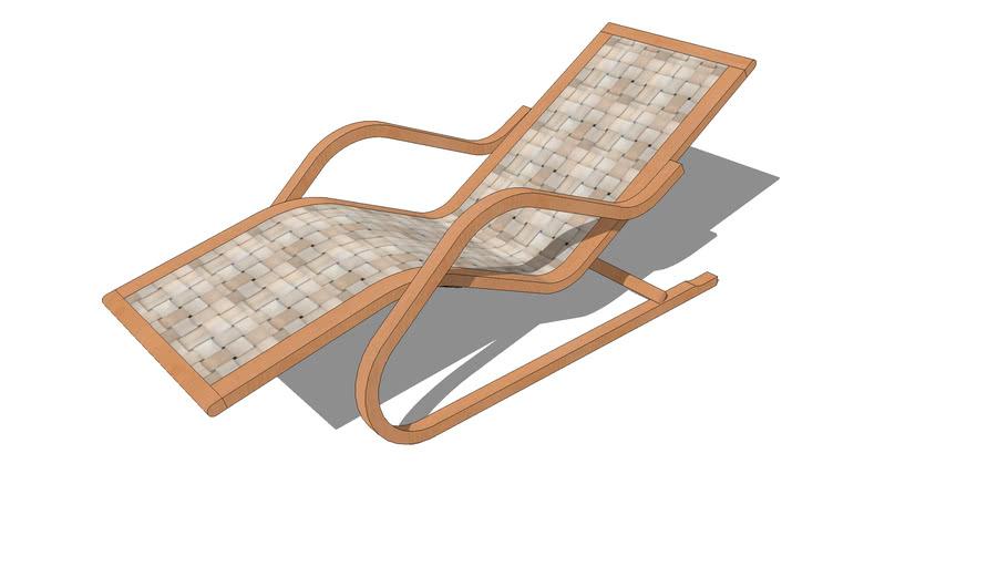 Alvar Aalto Chaise Longue