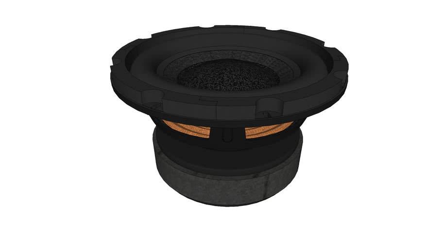 Tang Band W8-740P Subwoofer