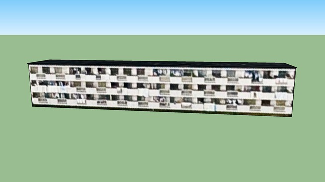 北浦和第2住宅1号棟