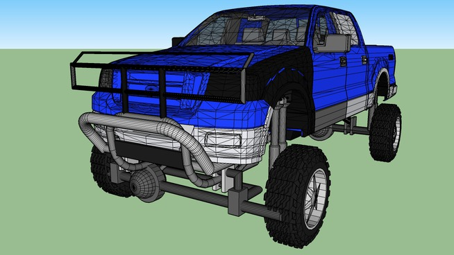 Ford F-150 Off Road (Unfinished
