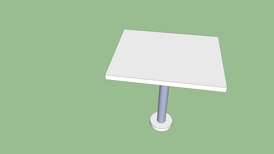 2 Top Dining Table