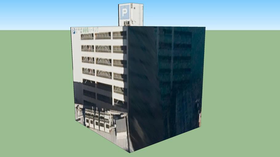 〒460-8488にある建物
