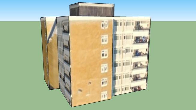 Bâtiment situé Lambeth, Londres, Royaume-Uni