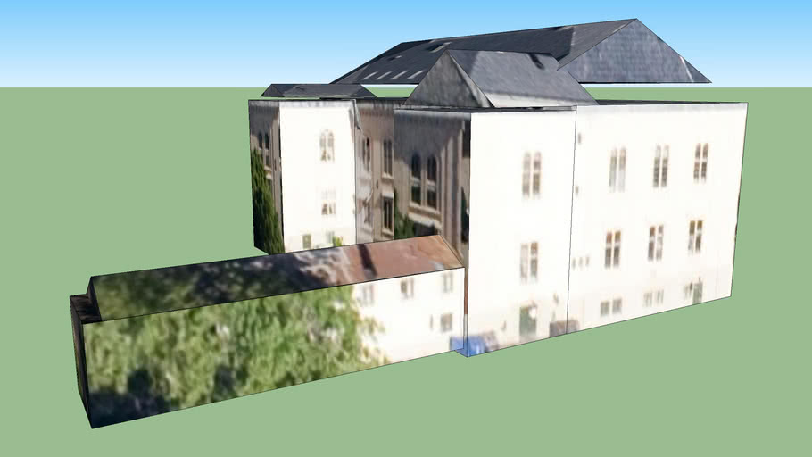Bygning i 0890 Oslo, Norge