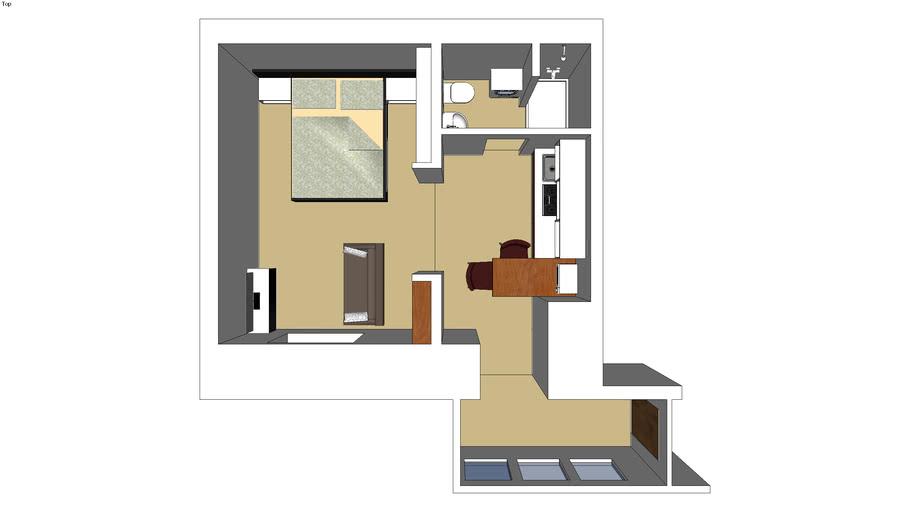 Sunny Apartment, Staropramenna 7