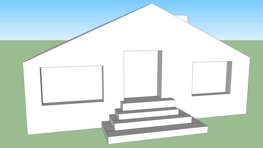 Getting started with Sketchup part 1
