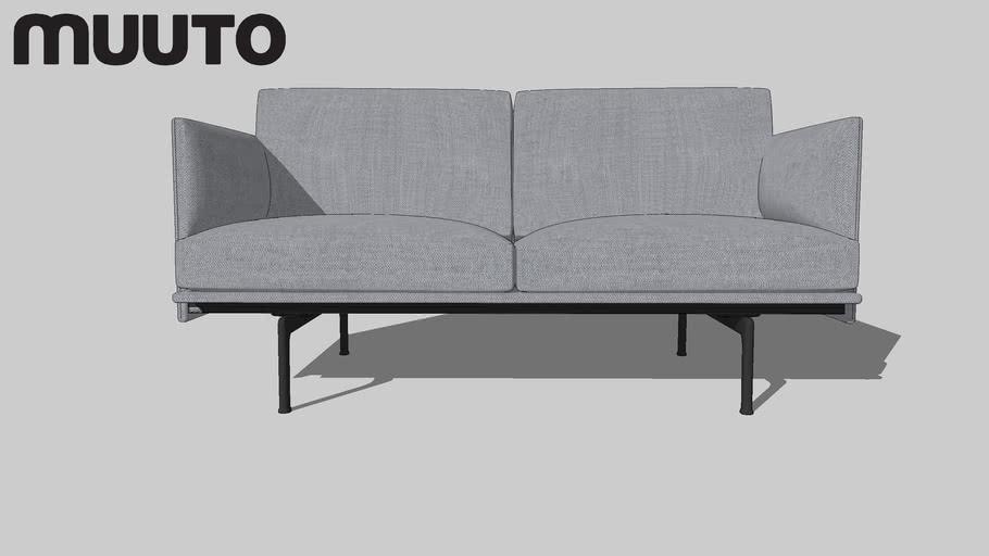 Muuto Sofa | OUTLINE Studio
