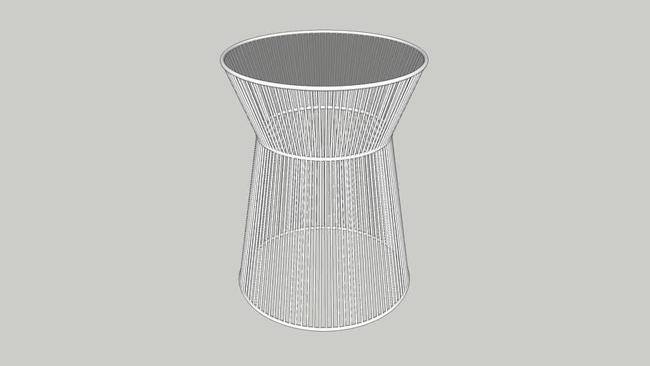 Coffee table_Zago Victoria 50x50x66