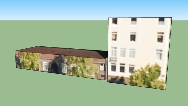 Edificio en 1055RE Ámsterdam, Holanda