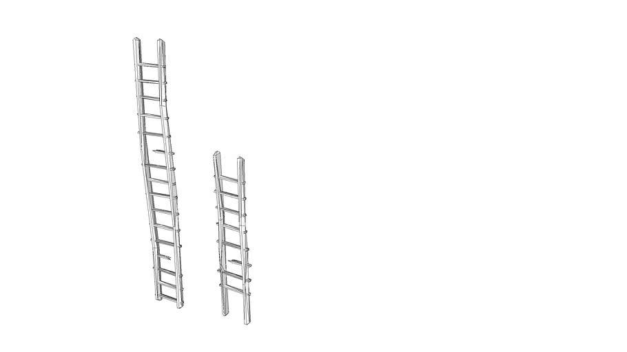 Antique Ladders
