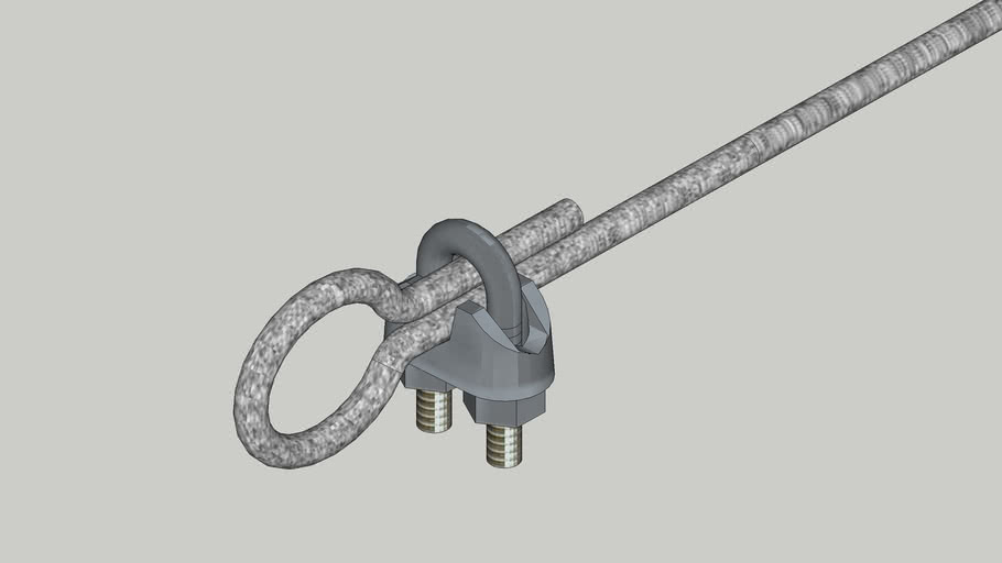 CABLE WIRE & CABLE CLAMP