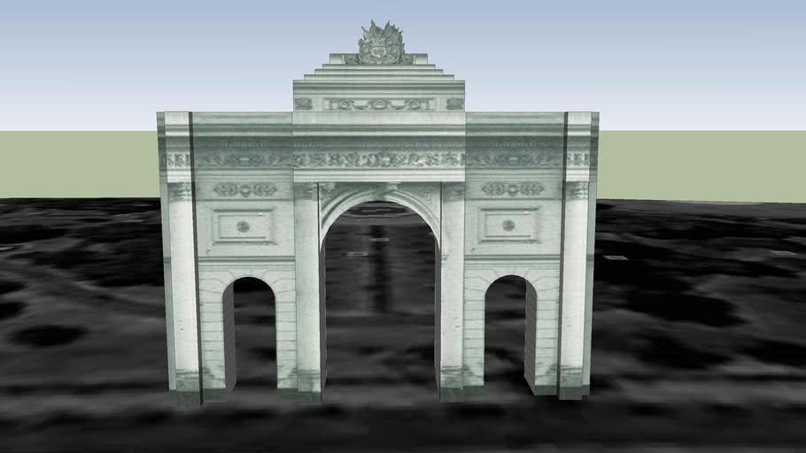 Arco de la Exposición de Lima (1872)