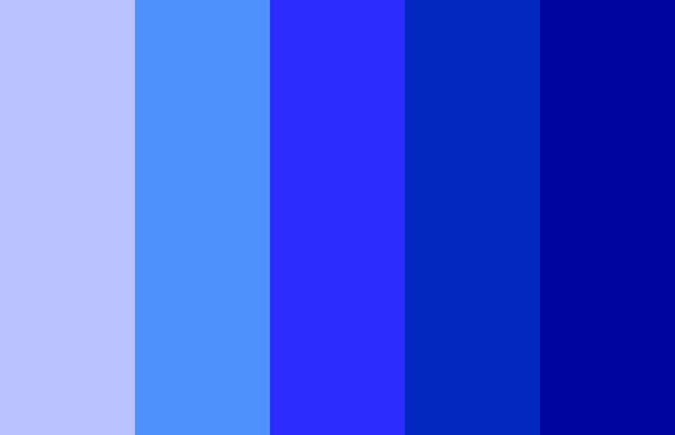 Decor Azul