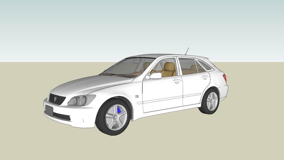 Lexus -IS- 300- Sportcross