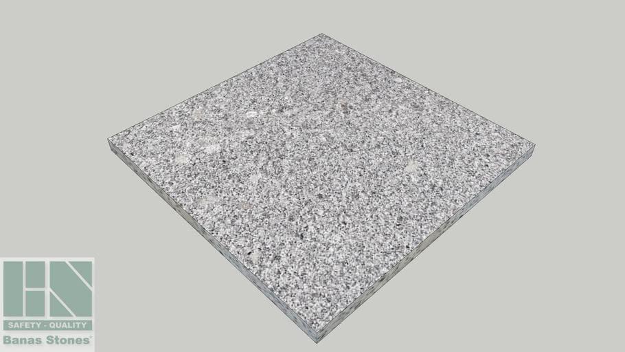 Banas® Stones Natural Pavers/Flagstone - 600mm x 600mm - Salt & Pepper