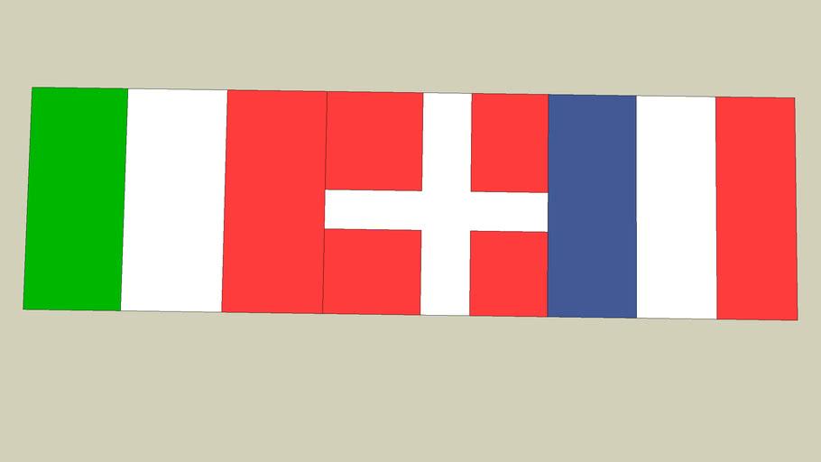 Flag Chain 4