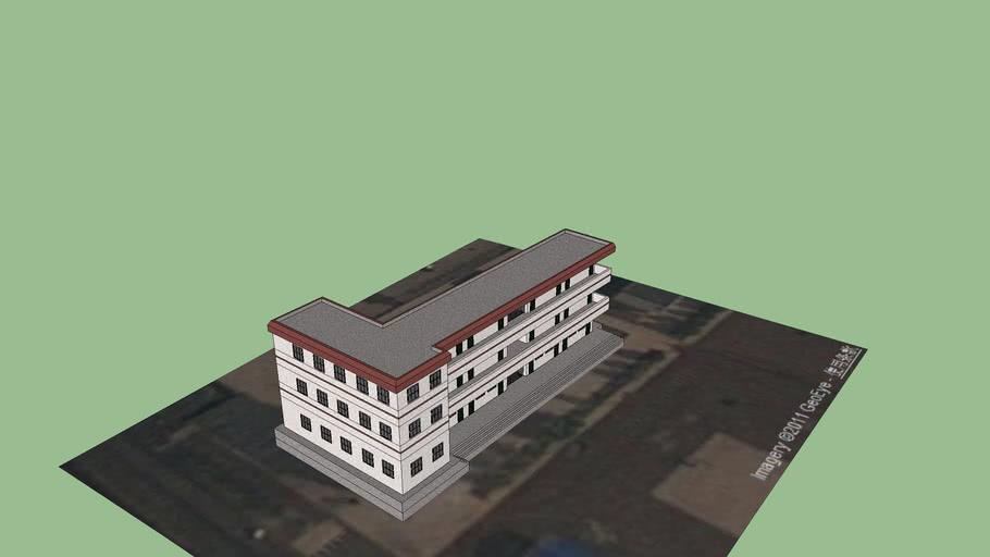 太京中学教学楼