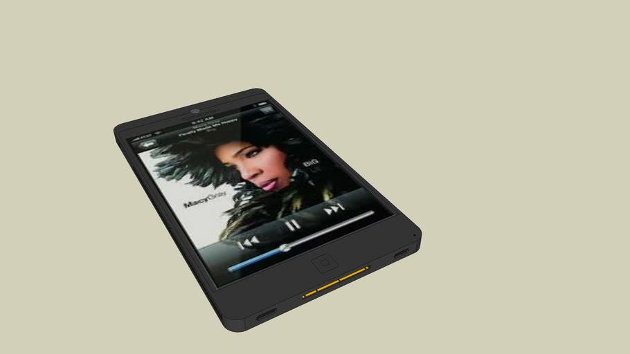 iphone 4g black