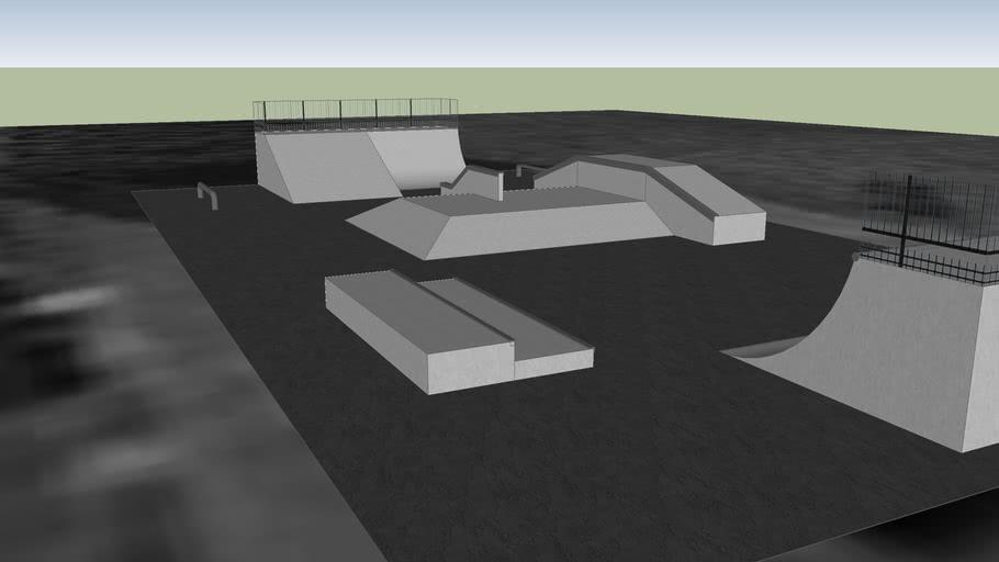Skatepark In Someren
