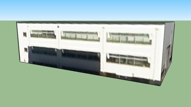 東京成徳学園十条台キャンパス 5号館