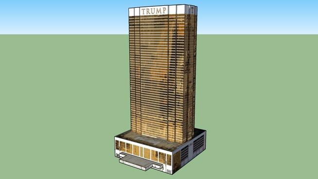 Gebäude in Las Vegas, NV, USA
