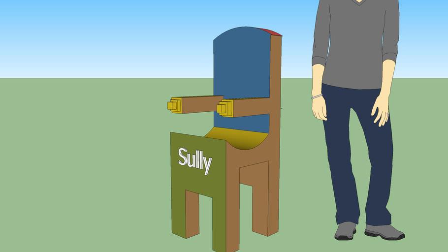 Chair Data 7
