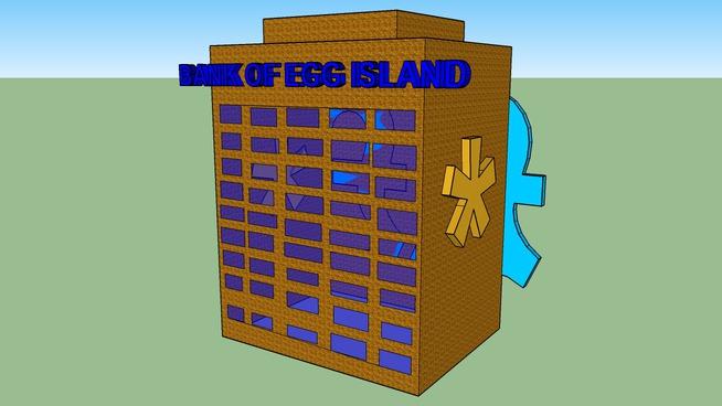 bank of egg island