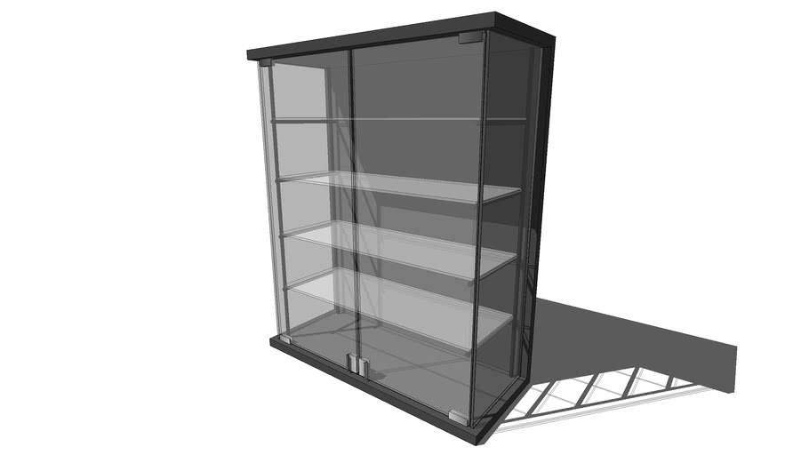 Ikea-Kryss-cabinet