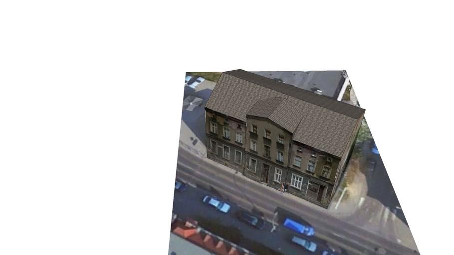 Old building Wrzeszcz Gdańsk