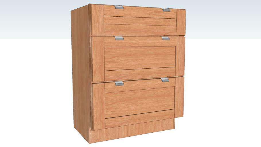 Vanity Base Drawer