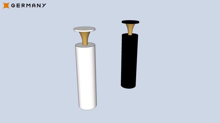 Balizador Goch Reflecta 1xGU10 500mm - 29220400 - Germany