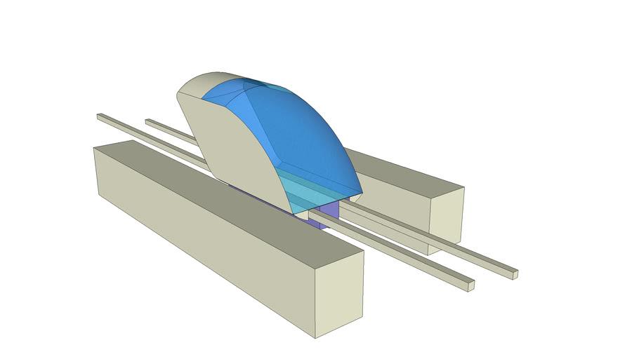 MAGLEV design (Conceptual)