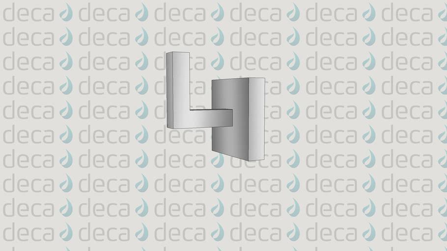 Deca Cabide Clean - Código 2060.C.CLN
