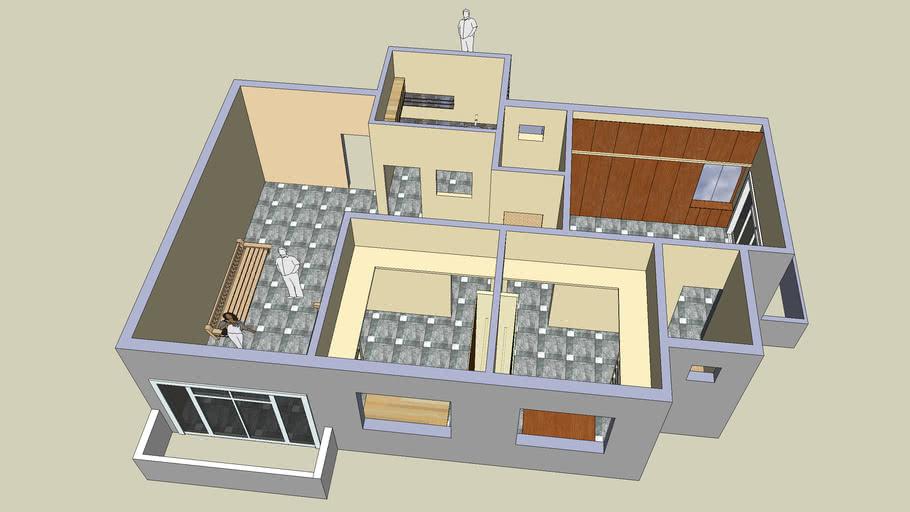 Ajith's House