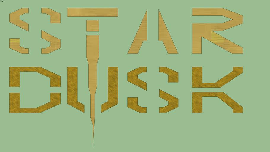 Star Dusk (Finalized logo)