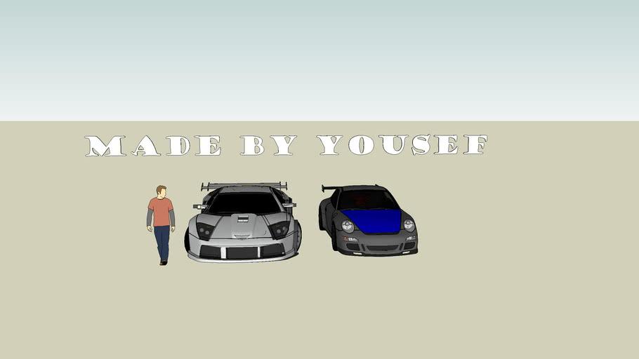 my cars.